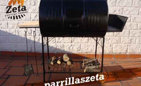 Parrilla Zeta – Modelo Full foto 2