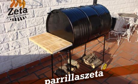 Parrilla Zeta – Modelo Full foto 3
