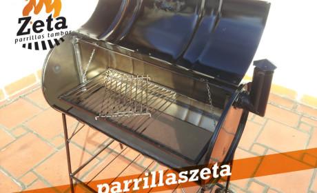 Parrilla Zeta – Modelo Small foto 1