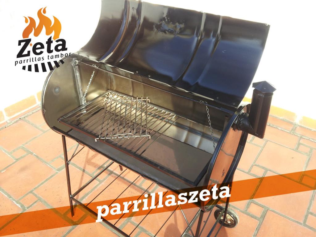 Parrilla zeta modelo small foto 1 parrillas zeta for Modelos de parrilla para casa