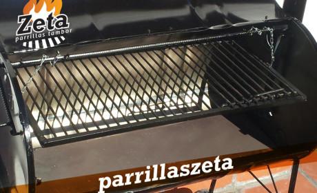 Parrilla Zeta – Modelo Small foto 2