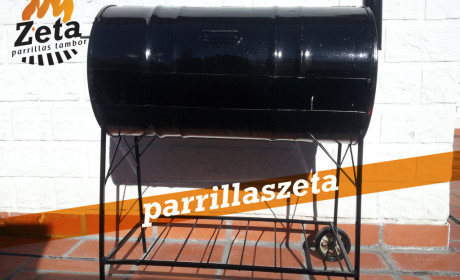 Parrilla Zeta – Modelo Small foto 3