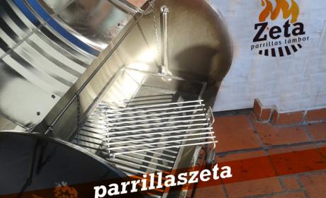 Parrilla Zeta – Modelo Standar foto 1