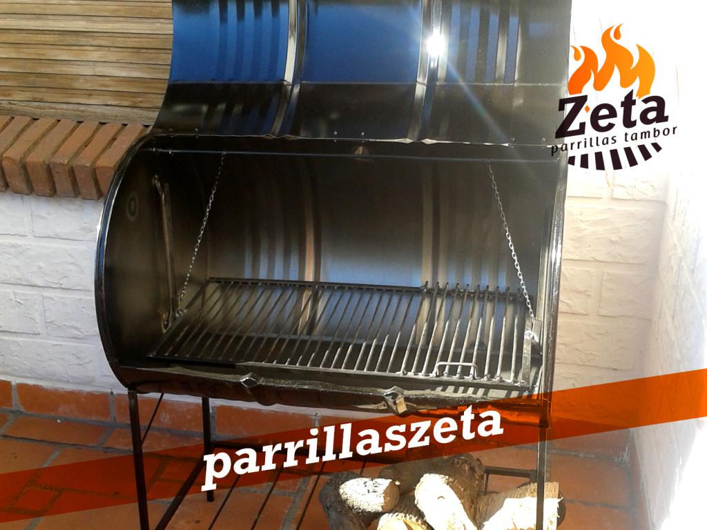 Parrilla zeta modelo standar foto 2 parrillas zeta for Imagenes de parrilla para casa