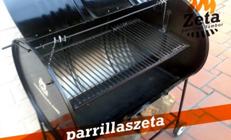 Parrilla Zeta – Modelo Standar foto 3