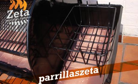 Parrilla Zeta – Adicional Brasero Uruguayo foto 1