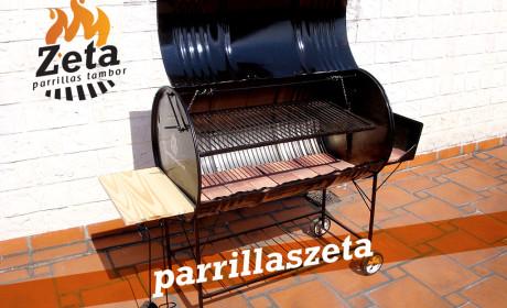 Parrilla Zeta – Modelo XL foto 1