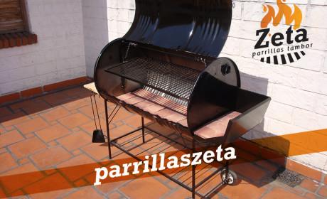 Parrilla Zeta – Modelo XL foto 2