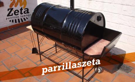 Parrilla Zeta – Modelo XL foto 3